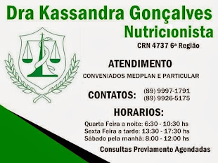 Dra. Kassandra (Nutricionista)