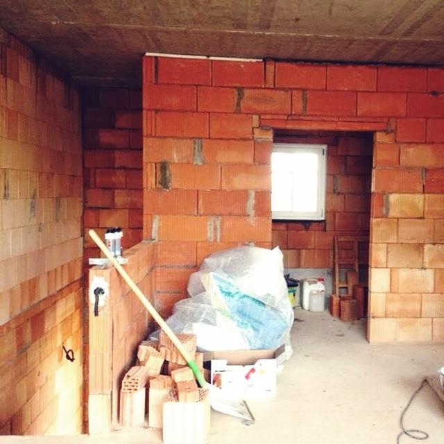 wir bauen ein haus fortschritte zwischen den jahren fashion kitchen. Black Bedroom Furniture Sets. Home Design Ideas