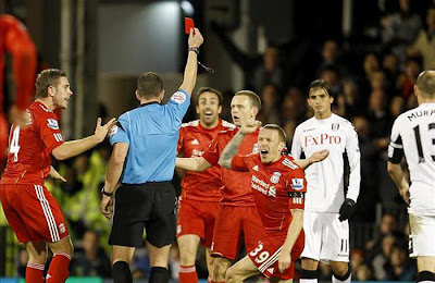 Fulham 1 - 0 Liverpool (1)