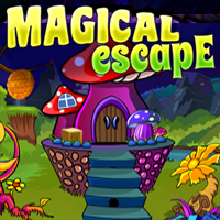 Juegos de escape Magical Escape