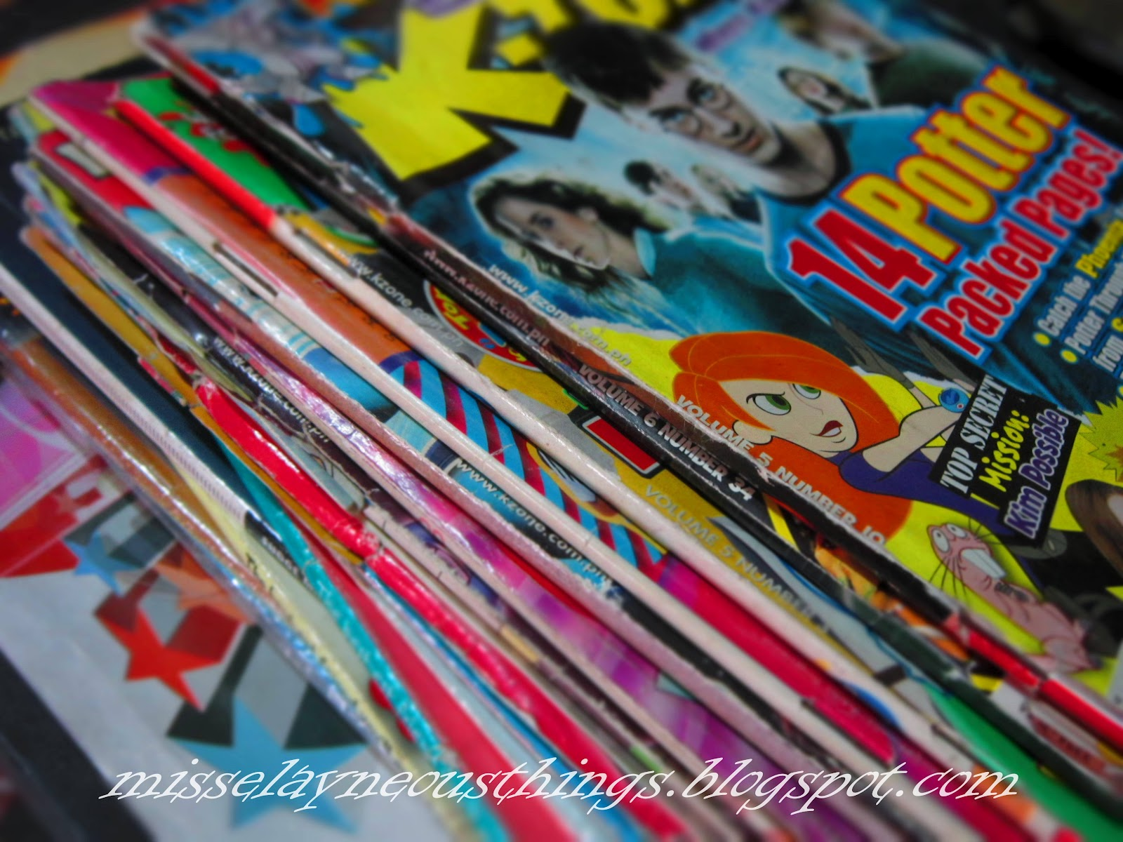 How to scrapbook magazines - I Just Cut Out Some Pages Which Goes With My Scrapbook Theme And I Just Paste It On The Manila Paper I Think They Really Blended Well With My Scraps And