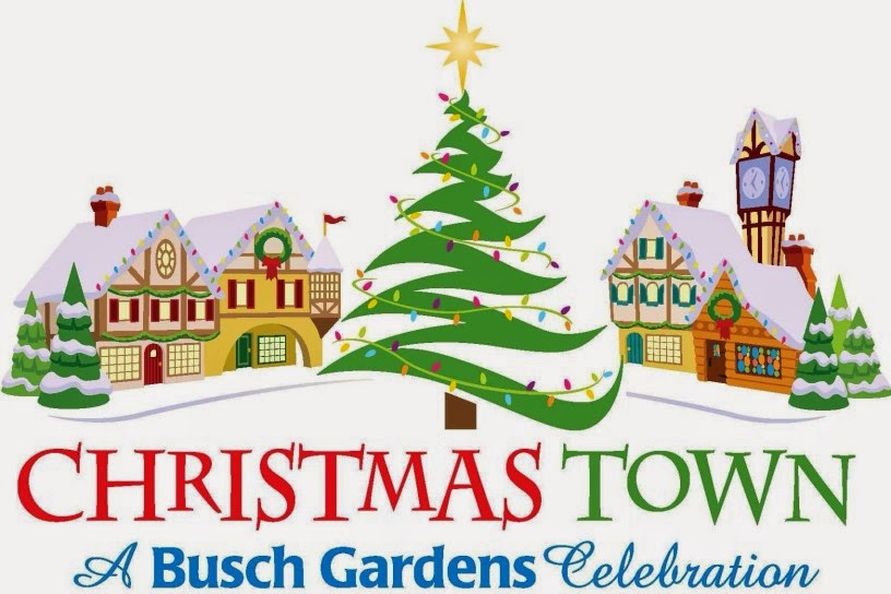The Bgt Buzz Christmas Town Returns To Busch Gardens Tampa For The 2014 Holiday Season