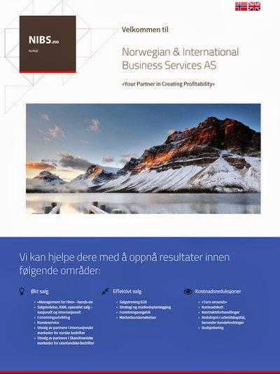 Hjemmesider til NIBS