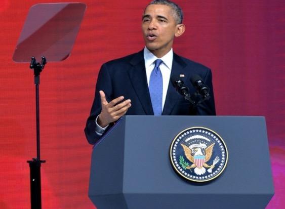 Obama dikatakan tidak hormat tuan rumah kerana bertemu dengan pemimpin NGO pro pembangkang
