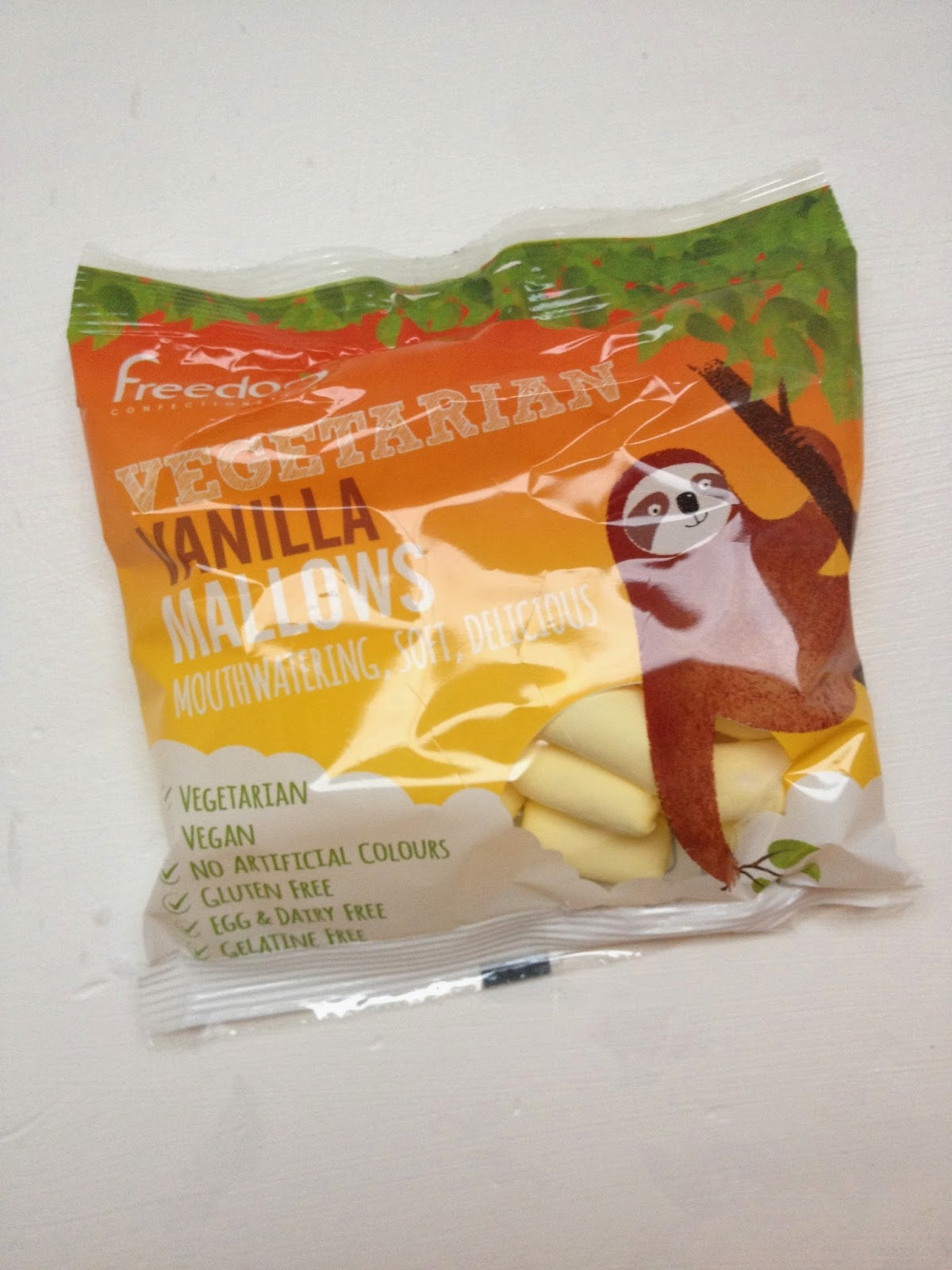 veganska marshmallows ica