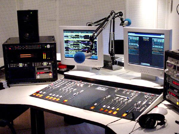 Resultado de imagen para estudio de radio