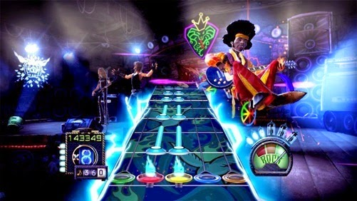 Cheat Guitar Hero PS2 Legends of rock versi Indonesia 2014