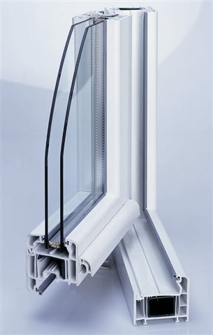 Blinds journal the truth about fitting blinds to upvc windows for Upvc window frame