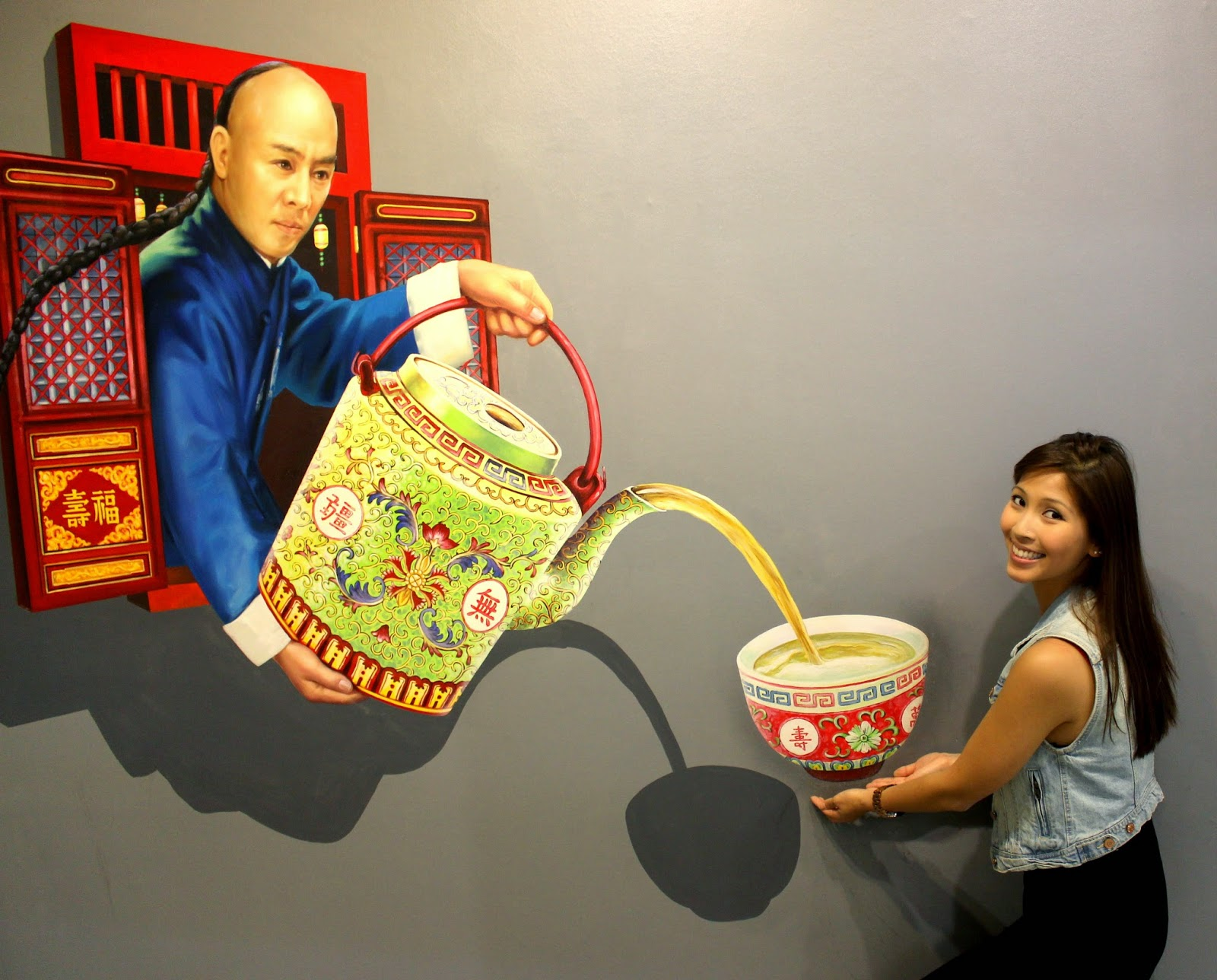 Optical Illusions At The Trick Eye Museum The Chronicles Of - Amazing 3d art museum lets visitors become part art