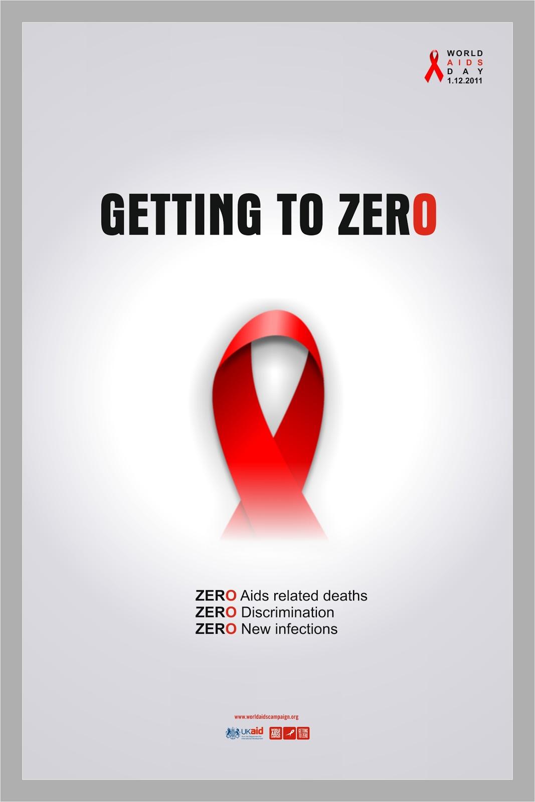 Narayana Prasad: WORLD AIDS DAY 2011 POSTER