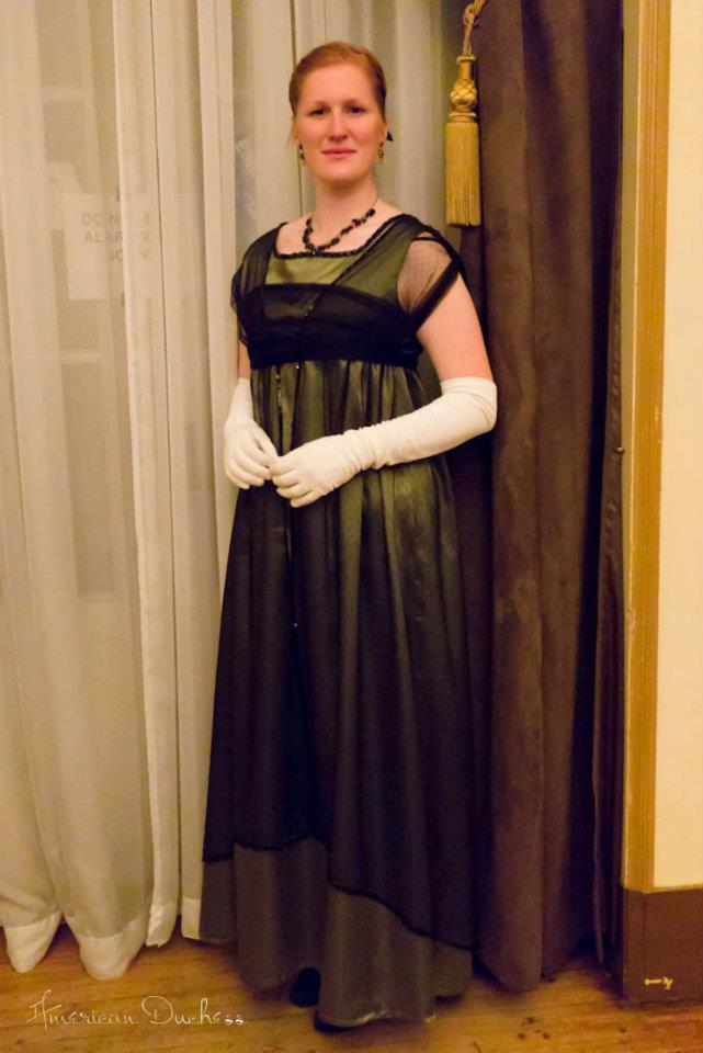 The Ginger Stitcher: The Unsinkables - 1912 Titanic Evening Gown