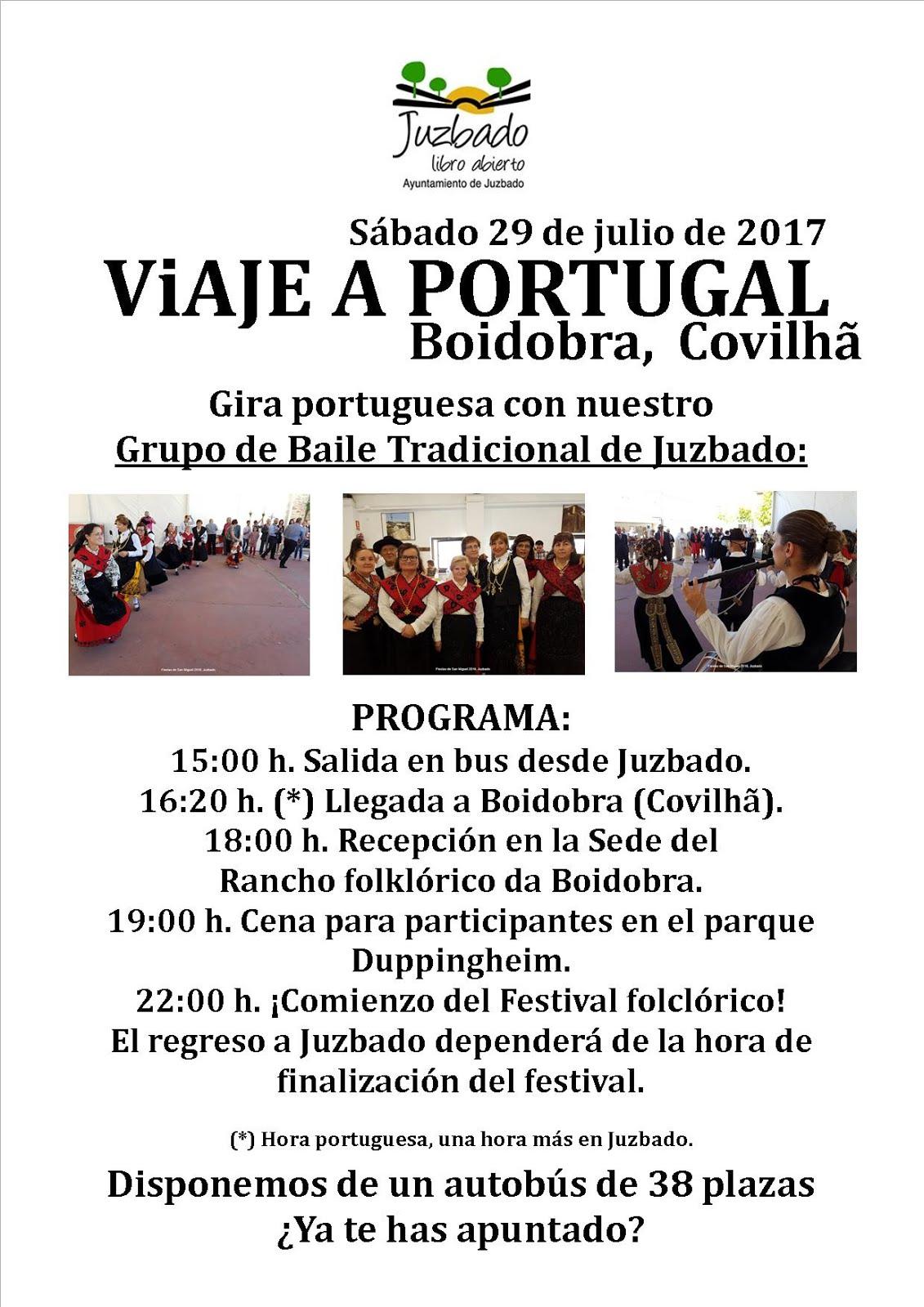 VIAJE A PORTUGAL CON NUESTRO GRUPO DE BAILE