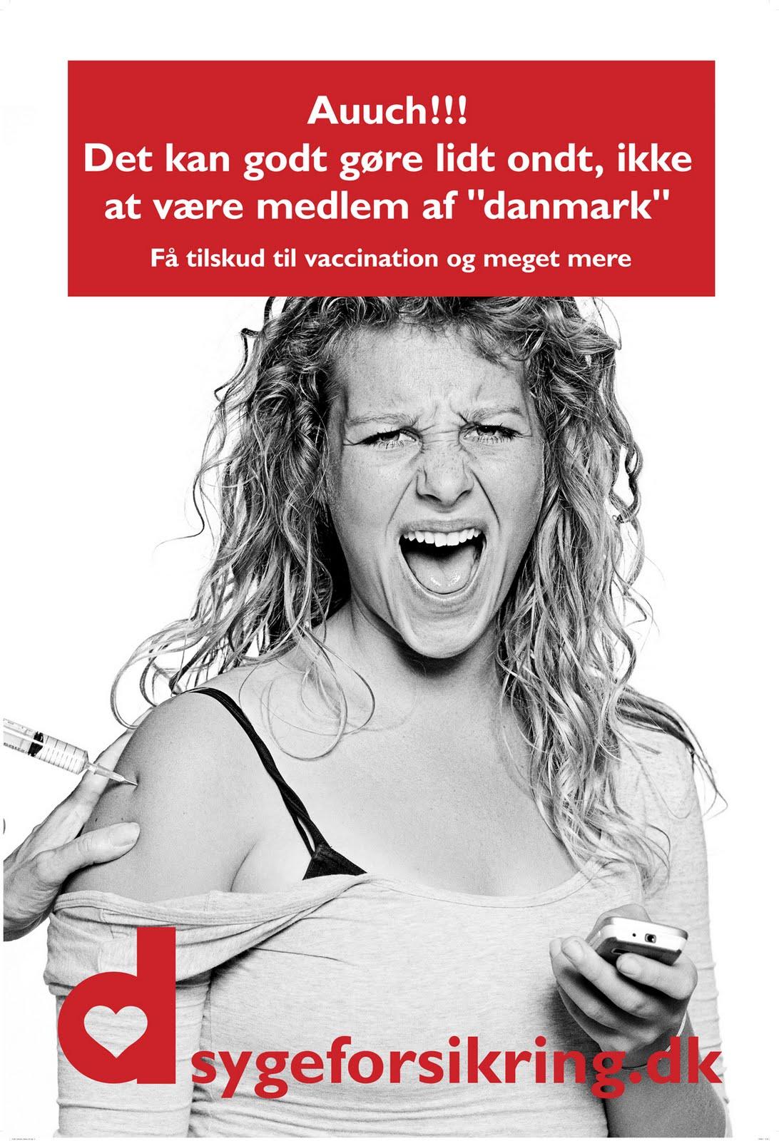 danmark sygeforsikring pris