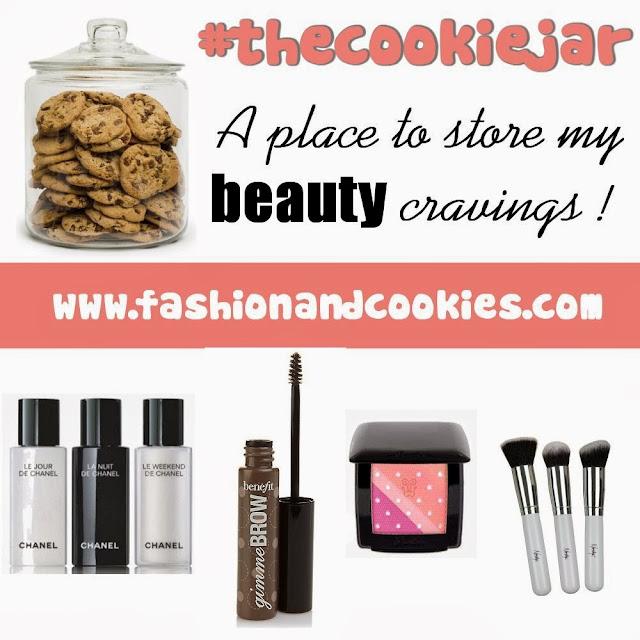 cookiejar, Fashion and Cookies, beauty wishlist