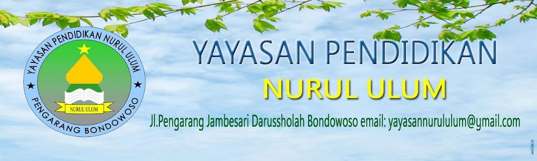 Yayasan Pendidikan Nurul Ulum
