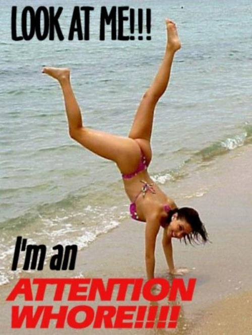 Attention+whore