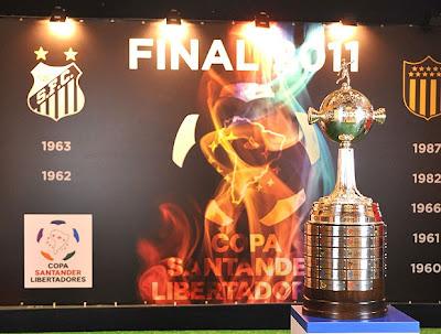 Santos x Penarol – Final Libertadores – 2011