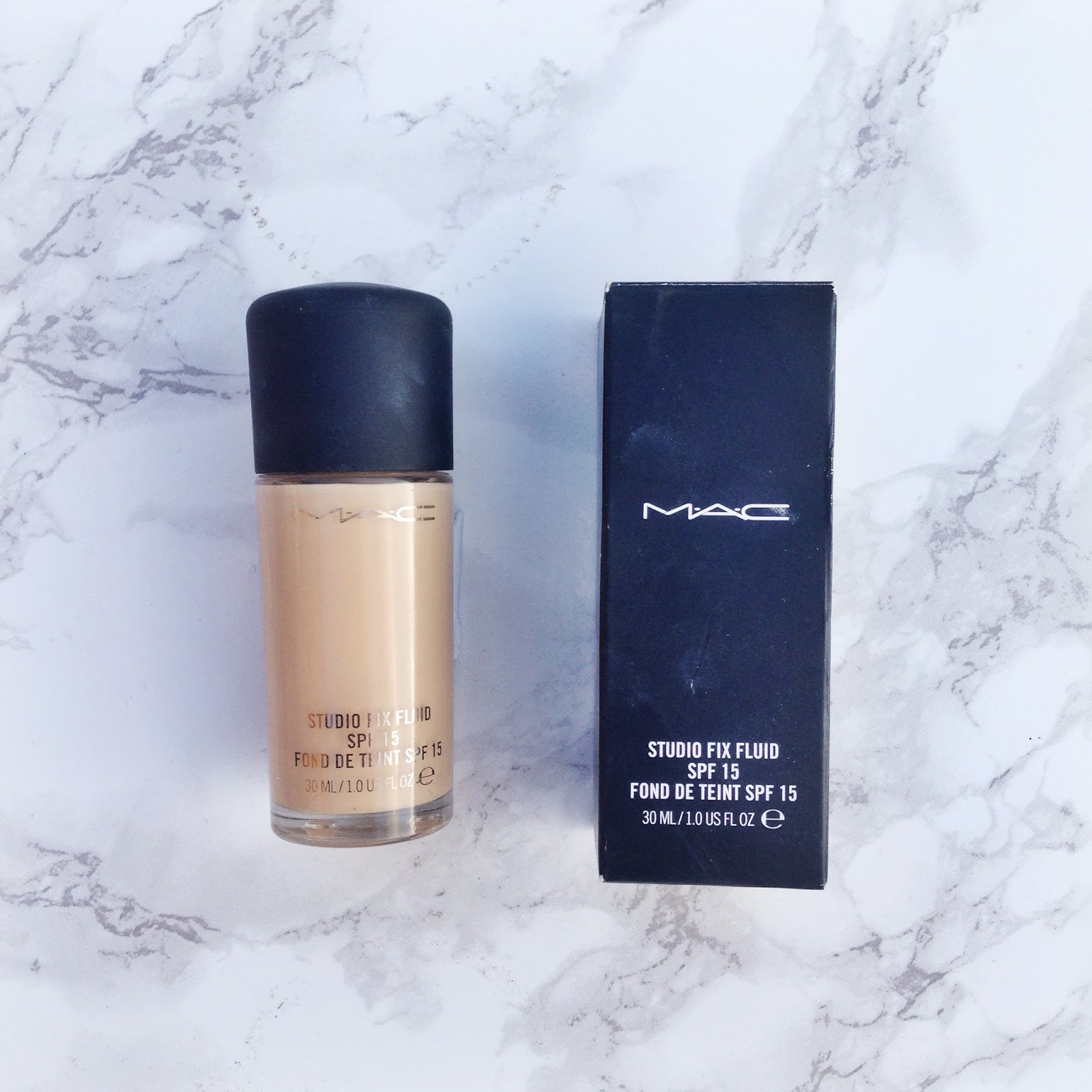 3 Oily Skin Foundation Reviews - High End & High Street - Pale Aesthetic