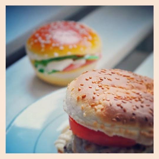 Hamburger domowy z indyka