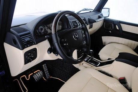 Mercedes и Bentley это СТИЛЬ.: Brabus G V12 S Biturbo Widestar