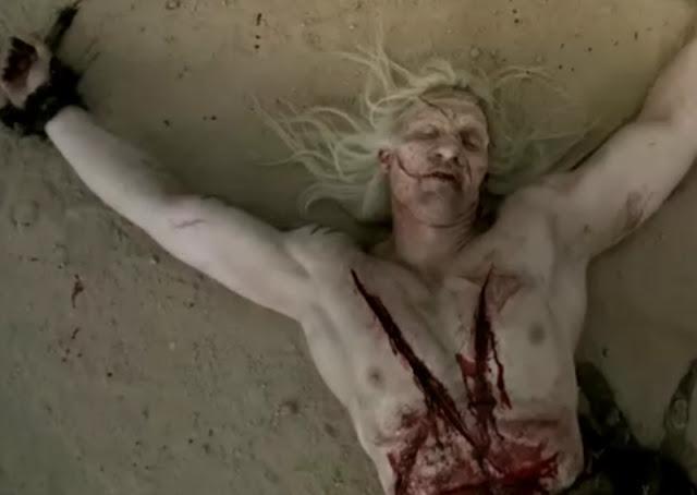 Theokoles morte na Arena