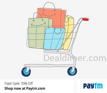 PayTm Shopping -  Rs. 300 Cashback on Purchase of Rs. 599 (Basic Mobile Suggestions Added)