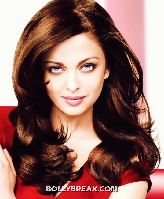 Aishwarya Rai in L'oreal Ad - Who is flawless Prettier? aish or Kat ?