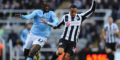 Prediksi Skor Manchester City vs Newcastle United 30 Maret 2013 Liga Inggris