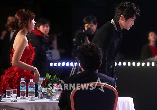 Seo In Guk & Eunji A-Pink 05