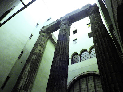 Templo de Augusto de Barcino