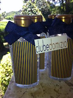 Reinauguração da Clube Domizio nas Espatódeas!!