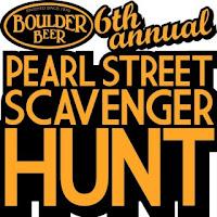 Boulder Beer Scavenger Hunt
