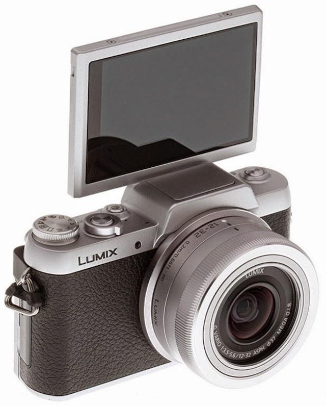Panasonic lança câmera para selfies