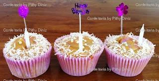 cupsviolet confeitaria D & D !!!