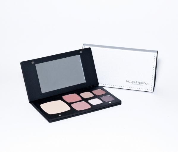 Nicolas Felizola presenta Linea de Maquillaje Mineral