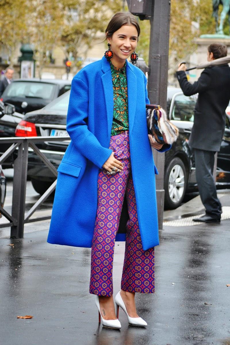 Inspiration: Blue, Blue, Blue!!