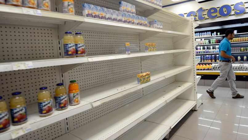 """Socialismo do século XXI tem a """"solução"""": que o povo passe fome!"""