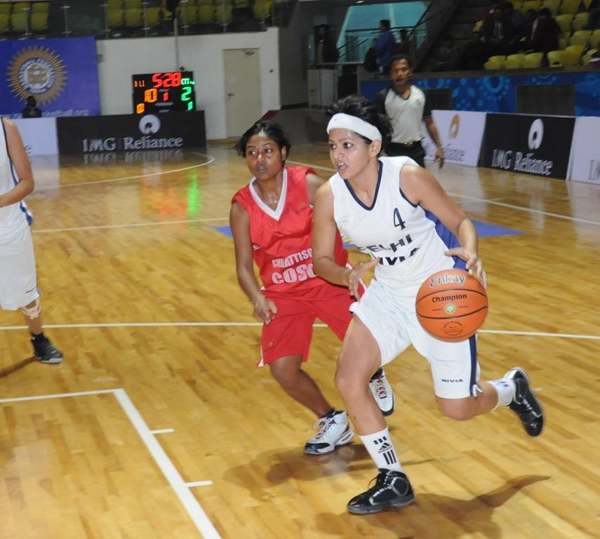 March 30  2011Akanksha Singh Basketball
