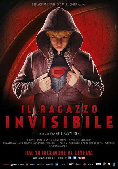 Il Ragazzo Invisibile (2014) ταινιες online seires xrysoi greek subs