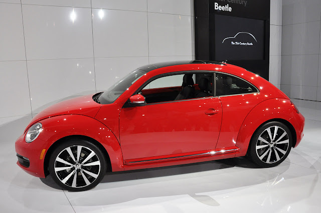 2012 Volkswagen Beetle Silhouette New Tv Premiere Video Garage Car