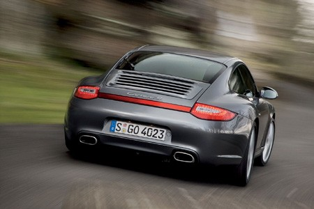 Porsche 911 Carrera 4S Car Wallpaper