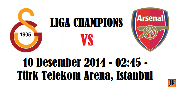Judi Bola www.ItuBola.Net Prediksi Pertandingan Galatasaray Vs Arsenal