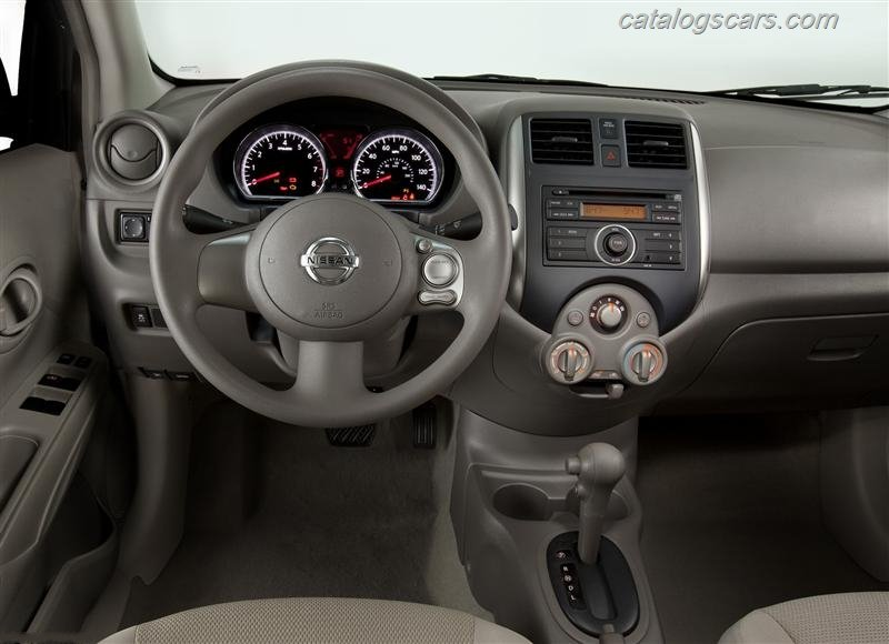 صور سيارة نيسان فيرسا 2012 - اجمل خلفيات صور عربية نيسان فيرسا 2012 - Nissan Versa Photos Nissan-Versa_2012_800x600_wallpaper_19.jpg