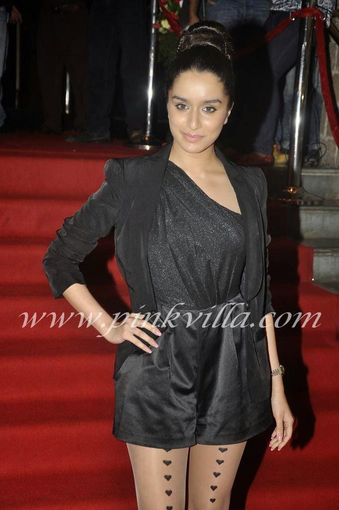 Shraddha Kapoor stockings