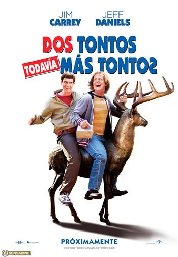 Dos Tontos Todavia mas Tontos 2 DVDRip Latino