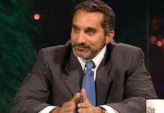 برنامج البرنامج الحلقة 16 مع باسم يوسف على قناة cbc يوم الجمعة 8 مارس 2013