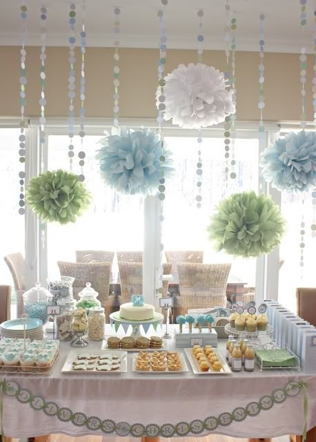 Baby Shower Decoration Ideas for Girls