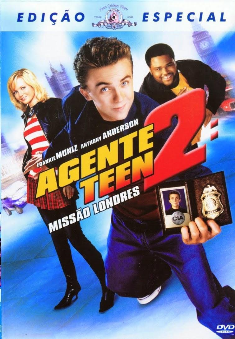 O Agente Teen 2: Missão Londres – Dublado (2004)