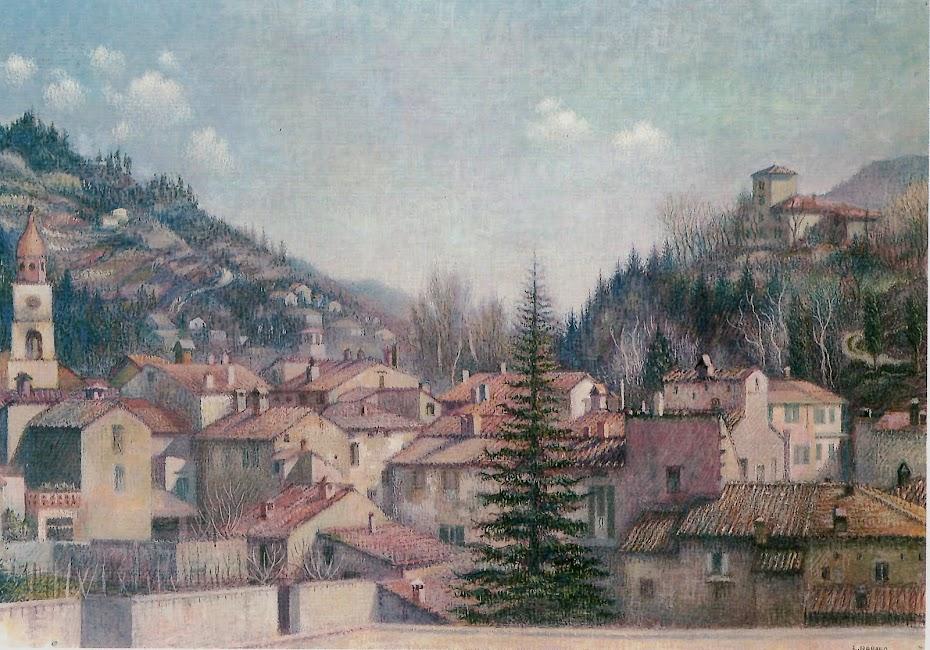 Lanfranco Raparo, Marradi