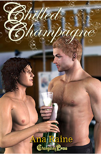 Chilled Champagne by Ana Raine